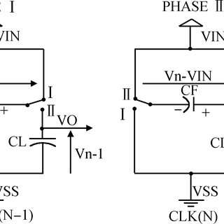 Two-phase voltage doublers (Makowski charge pump
