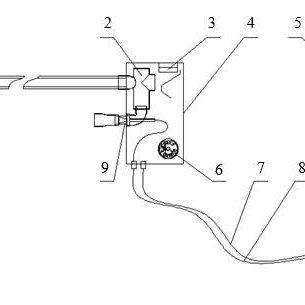 Acid dew point measurement system: 1