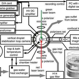 (PDF) Evaporation of freely suspended single droplets