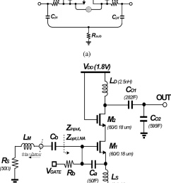 a macro model of mosfet for high frequency small signal and [ 850 x 1205 Pixel ]