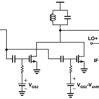 Block diagram of the LR-WPAN radio and baseband chips