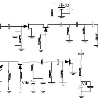 Double conversion transmitter block diagram with output