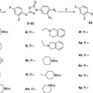 (PDF) Synthesis and structure–activity relationships of