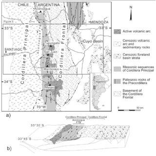 (PDF) La Alta Cordillera de los Andes del centro de