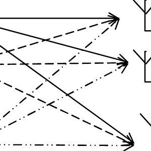 Block diagram for fiber-wireless uplink equalization