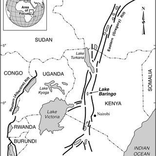 (PDF) Paleoenvironmental Changes in the Lake Baringo Basin
