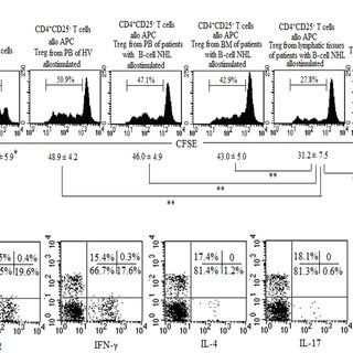 (PDF) Malignant B Cells Induce the Conversion of CD4+CD25