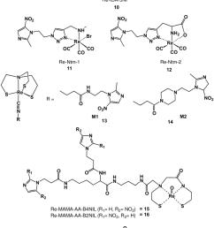 rhenium nitroimidazole complexes  [ 850 x 1340 Pixel ]