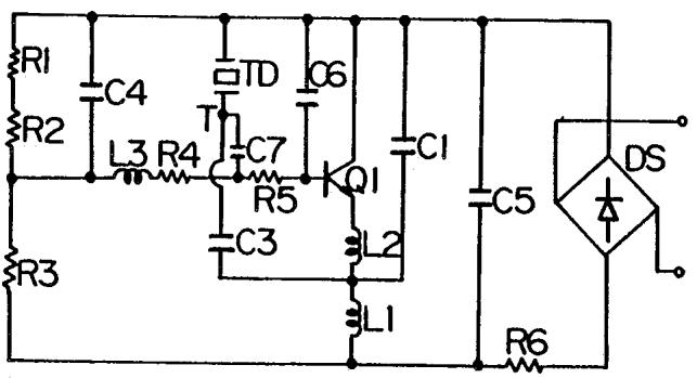 ultrasonic generator circuit diagramultrasonic generator circuit