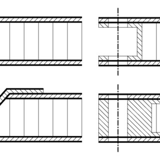 Influence of chamfer size on mechanical specific energy