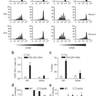 (PDF) The Unc93b1 mutation 3d disrupts exogenous antigen