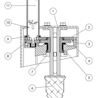 Electromechanical height adjustment system schematics