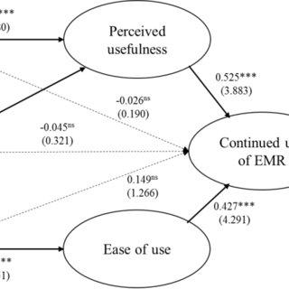 Technology Acceptance Model (TAM 3) (Venkatesh and Bala