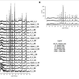   Scanning electron micrographs of: (A) tubular vaterite