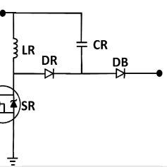 Block diagram of a full-bridge output Class D power