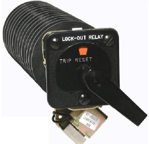 Typical lockout relay | Download Scientific Diagram