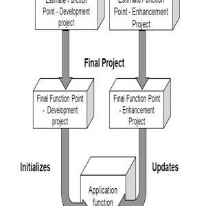 Function Point Counting Process (Source: author