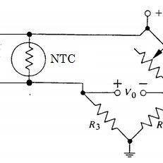 7.1. Circuito para termômetro diferencial baseado em dois