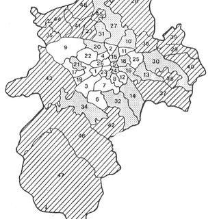 (PDF) Geographical stratification by socio-economic status