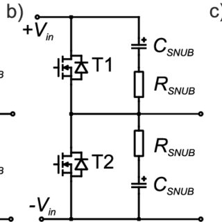 (PDF) COMPUTER AIDED DESIGN OF SNUBBER CIRCUIT FOR DC/DC