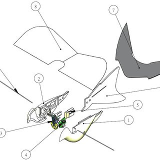(PDF) 3D Flapping Trajectory of a Micro-Air-Vehicle and