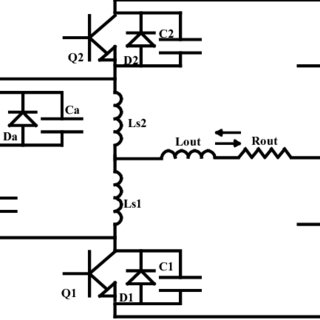 (PDF) A ZVS PWM INVERTER WITH ACTIVE CLAMPING TECHNIQUE