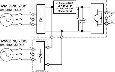 Schematic of test set up to study performance during brown