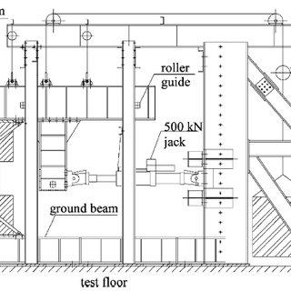 Detalhamento das armaduras para a viga-parede vazada: (a