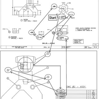 (PDF) Problem-solving with industrial drawings: Supporting