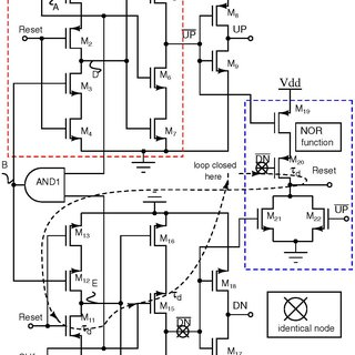 (PDF) A PFD and Charge Pump switching circuit to optimize
