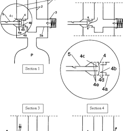 safety pressure relief valve with integrated acoustic exhalation control mechanism for use during ventilation within cardiopulmonary [ 850 x 1176 Pixel ]