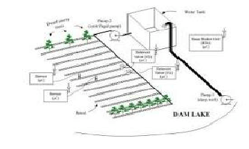 Overview of the Existing Automated Drip Irrigation System