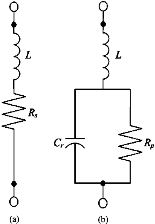 small resolution of equivalent circuit of a packaged pin diode in its two bias 4 pin diode wiring diagram