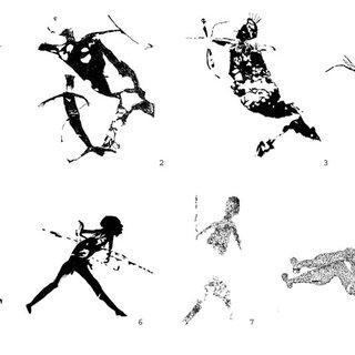 (PDF) La figura humana en el arte rupestre aragonés