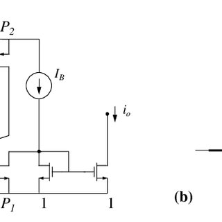 Transients waveforms at the amplifier output for J=1nA: (a