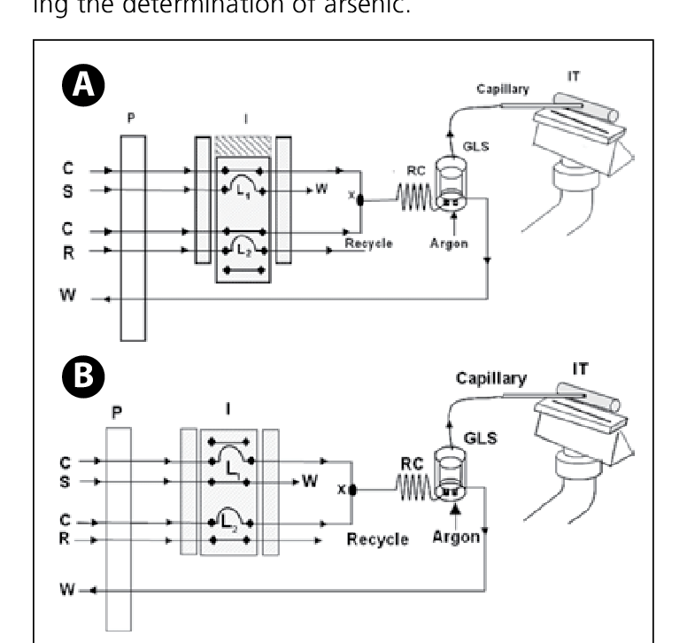 SChEmatiC diagram of thE ProPoSEd flow inJECtion SyStEm