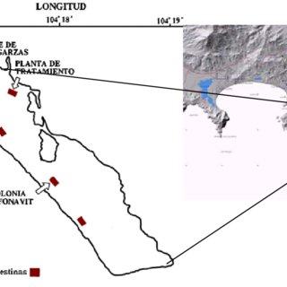 Zonas de mayor riesgo en Manzanillo Colima (H