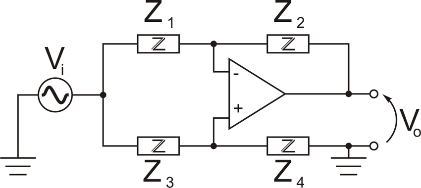 A single-ended pseudobridge circuit for reactive sensing