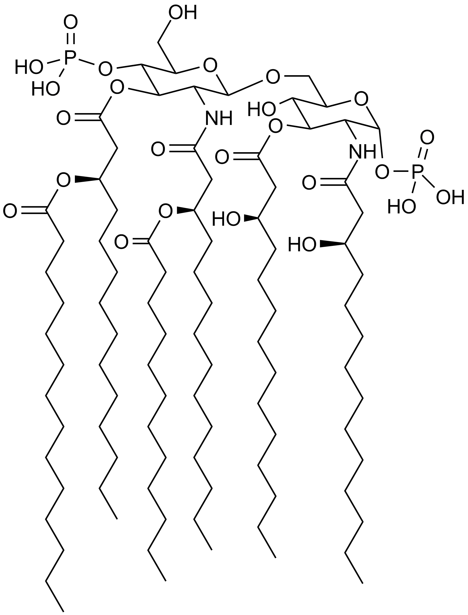 Does anyone have experience with analyzing Lipid A by RP