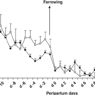 (PDF) Feed transition between gestation and lactation is