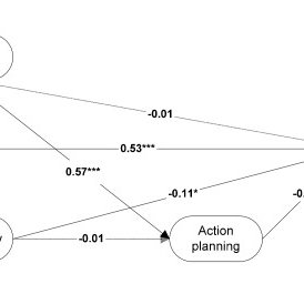 (PDF) Action planning as predictor of health protective