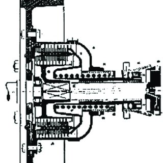 37: Dual-Clutch Transmission: dry system (upper) and wet