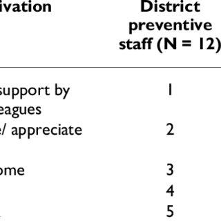 (PDF) Identifying factors for job motivation of rural