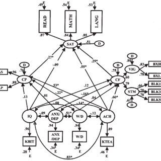 (PDF) Internalizing Behavior Problems and Scholastic