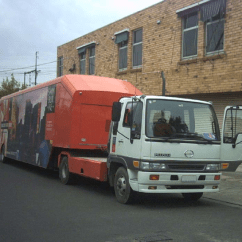 Hino Fd Wiring Diagram 30 Amp The Small Prime Mover And Trailer Used In Study