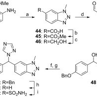 Scheme 2. Reagents and conditions: a) Triisopropylsilyl
