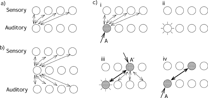 Figure 2. Network architecture and the proposed model of