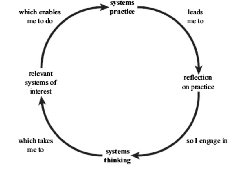 TU811 the learning process as a virtuous cycle associated