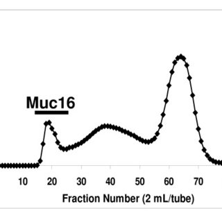 (PDF) Characterization of the Tumor Marker Muc16 (CA125