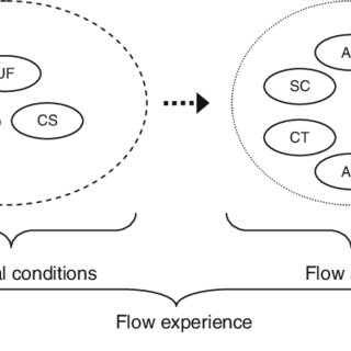 (PDF) Flow experience in physical activity: Examination of